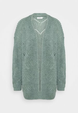 ONLHAVANA LONG CARDIGAN  - Cardigan - green
