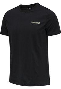 Hummel - HMLTORONTO  - T-shirts print - black - 10