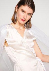 MM6 Maison Margiela - Společenské šaty - white - 7