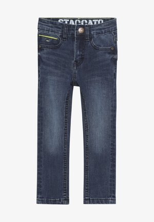 KID - Jeans Skinny Fit - mid blue denim