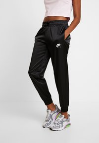 Nike Sportswear - AIR PANT - Tracksuit bottoms - black - 0
