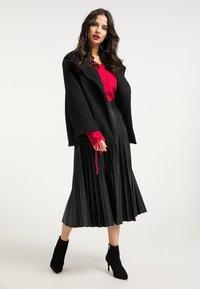 faina - Summer jacket - schwarz - 1