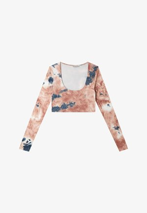 IM BALLERINA-LOOK - Long sleeved top - rose
