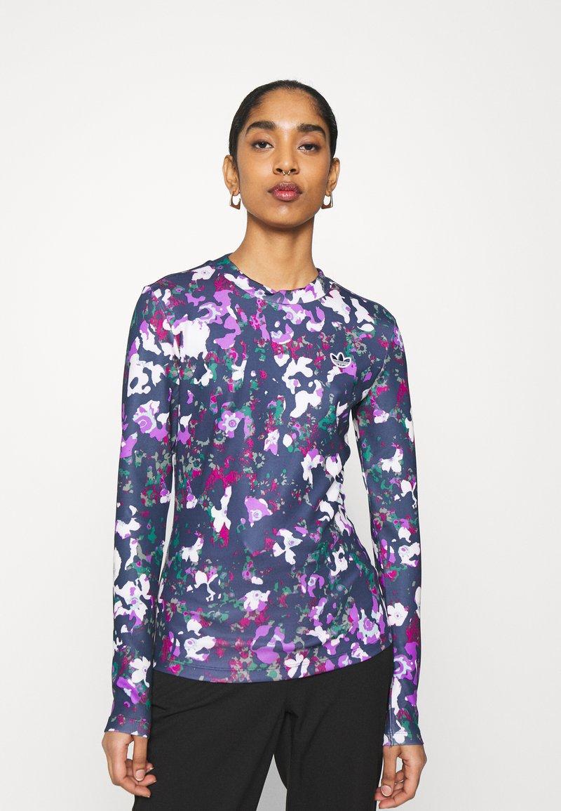 adidas Originals - BELLISTA LONG SLEEVE - Long sleeved top - multicolor