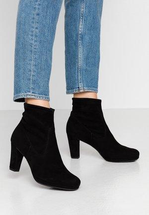 CAMILLA - Ankle boots - schwarz