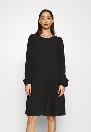 PCLUCCI  DRESS - Korte jurk - black