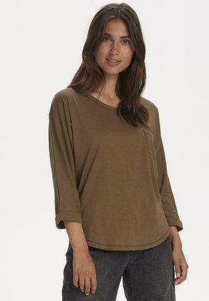 BIRTEPW - Long sleeved top - beech