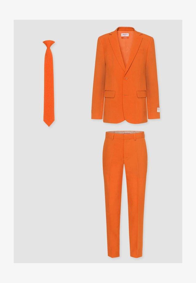 Kostuum - orange