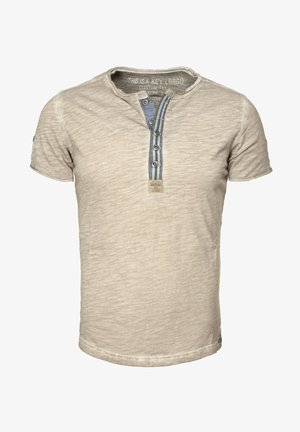 MT ARENA - Basic T-shirt - sand
