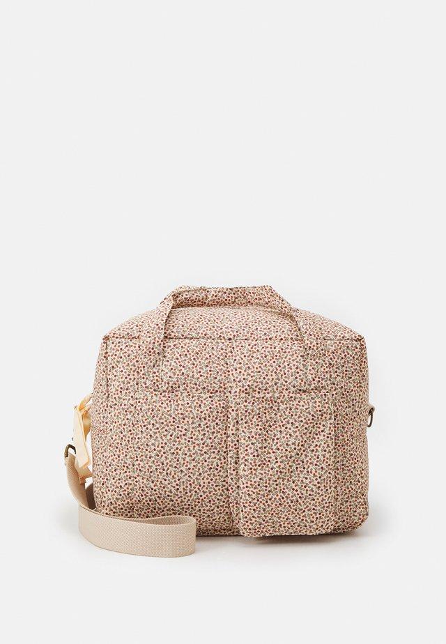 MOMMY BAG SET UNISEX  - Baby changing bag - rosaraie red