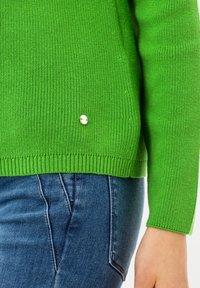 BRAX - STYLE LEA - Jumper - green - 3