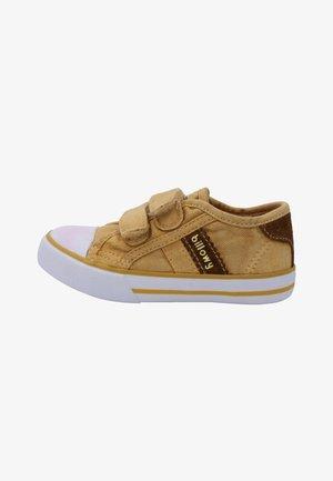 BASKET - Sneakers laag - amarillo