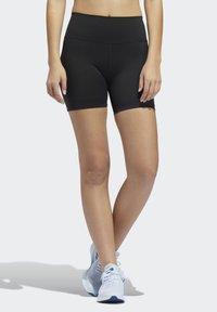 adidas Performance - BELIEVE THIS 2.0 SHORT TIGHTS - kurze Sporthose - black - 0