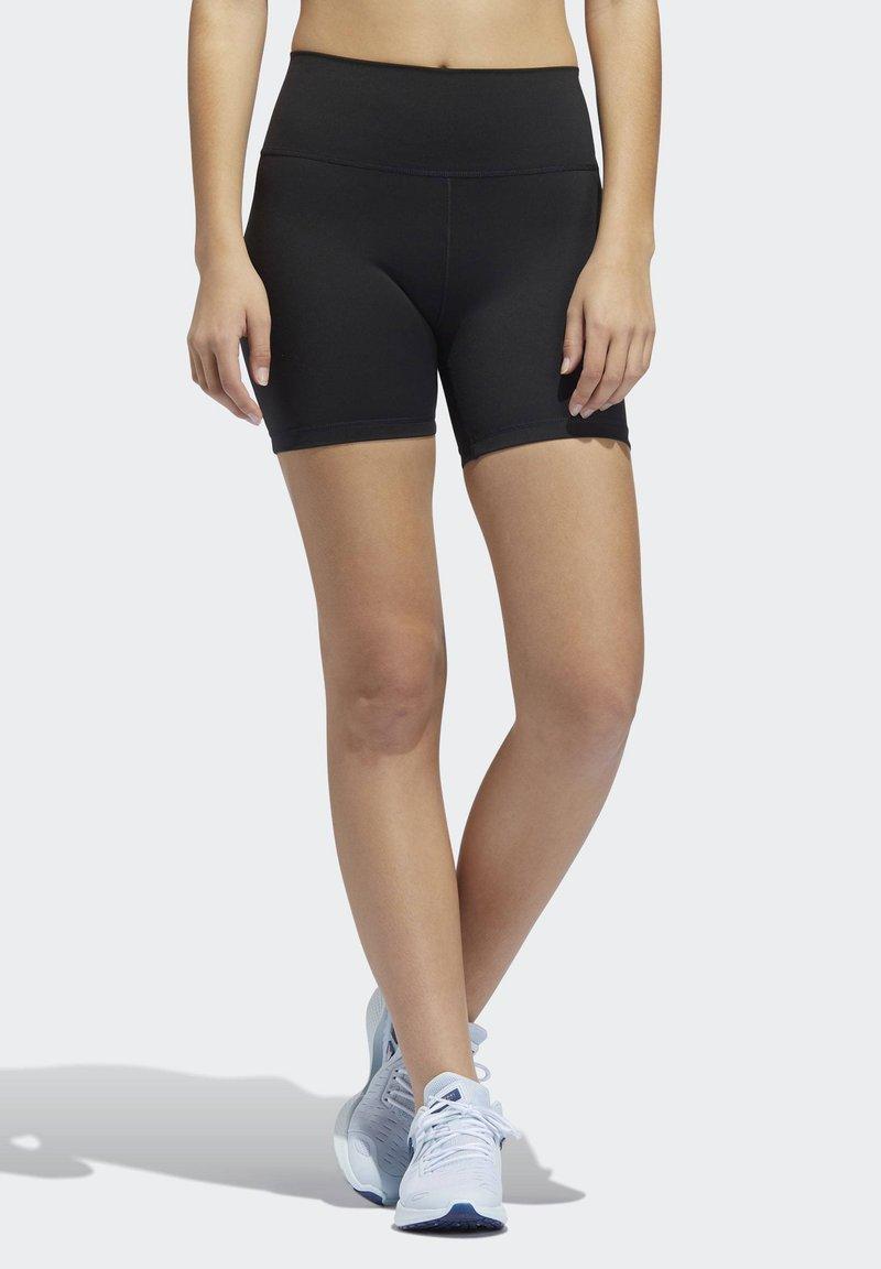 adidas Performance - BELIEVE THIS 2.0 SHORT TIGHTS - kurze Sporthose - black