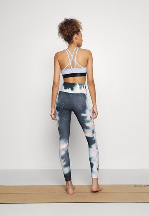 HIGH RISE GRAPHIC MIDI - Legging - first frost