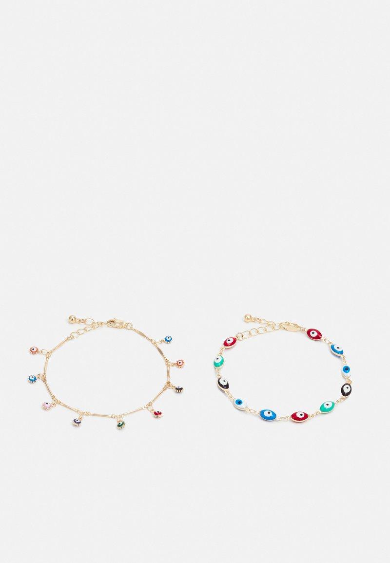 Pieces - PCHEVY BRACELET 2 PACK - Bracelet - gold-colored