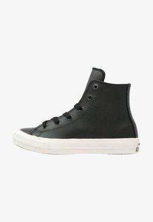 CHUCK TAYLOR ALL STAR II - Zapatillas altas - black/parchment/almost black