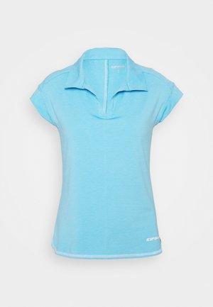 MILLERTON - Print T-shirt - aqua