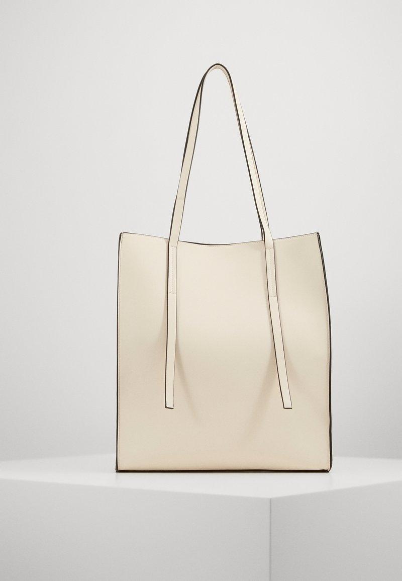 Even&Odd - Tote bag - offwhite
