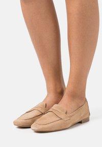 Jonak - RESEDA - Nazouvací boty - beige - 0