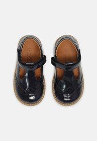 Froddo - ELIS - Ankle strap ballet pumps - blue - 3