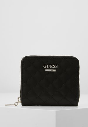 KAMRYN SMALL ZIP AROUND - Wallet - black