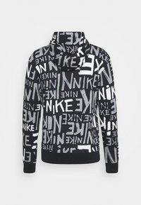 Nike Sportswear - Felpa con cappuccio - black/white - 1