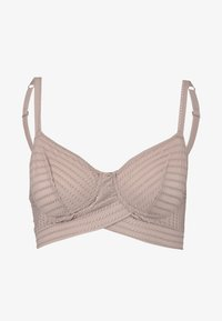 else - ZIGGY EVERYDAY BRA - Beugel BH - warm taupe - 4