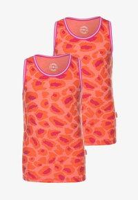 Claesen's - GIRLS 2 PACK SINGLET - Undershirt - pink - 0