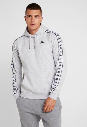FINNUS - Bluza z kapturem - grey melange