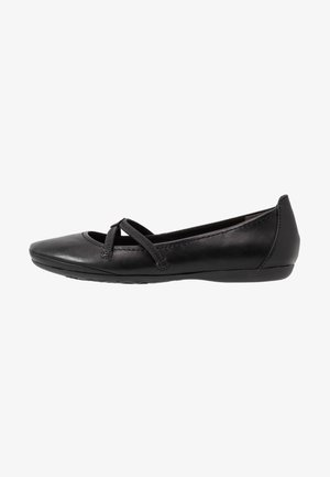 WOMS BALLERINA - Ballet pumps - black