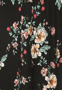 ONLY - ONLZILLE NAYA SKIRT - Maxi skirt - black - 6