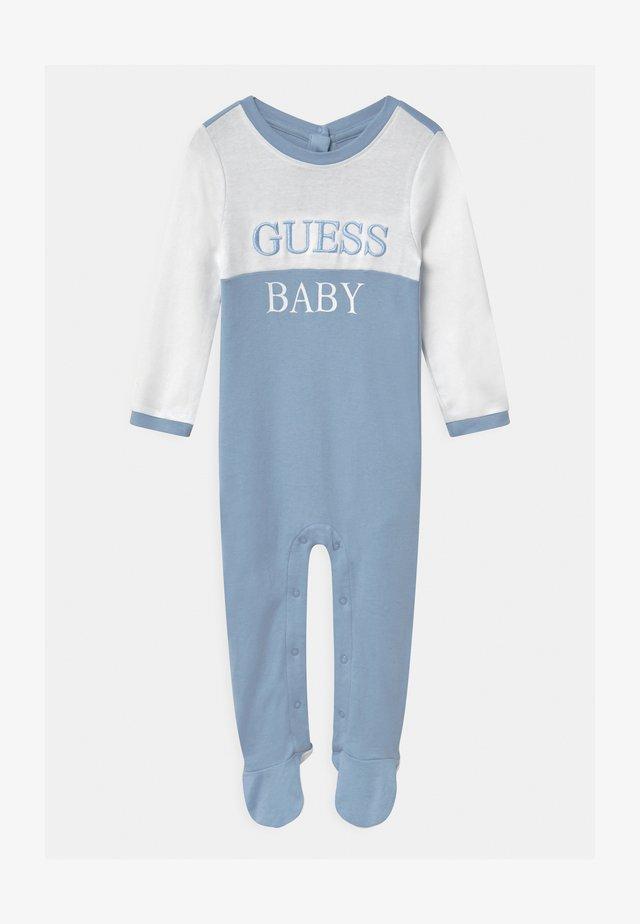 BABY UNISEX - Geboortegeschenk - frosted blue