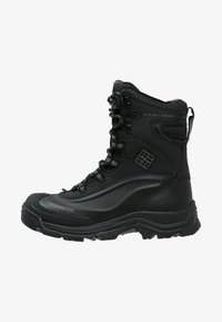 Columbia - BUGABOOT PLUS III OMNI-HEAT - Winter boots - black/charcoal - 0