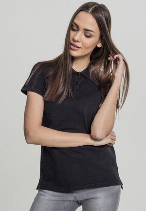 Koszulka polo - black