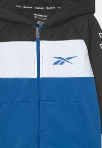 Reebok - CLASSIC HOODIE SET - Training jacket - royal blue - 3