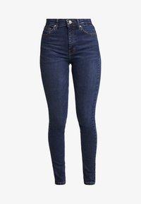 Topshop - JAMIE - Jeans Skinny Fit - indigo - 4