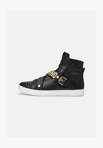 Zapatillas altas - nero