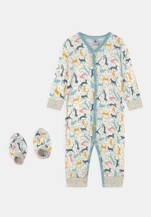 UNISEX - Pyjamas - marshmallow/multi-coloured
