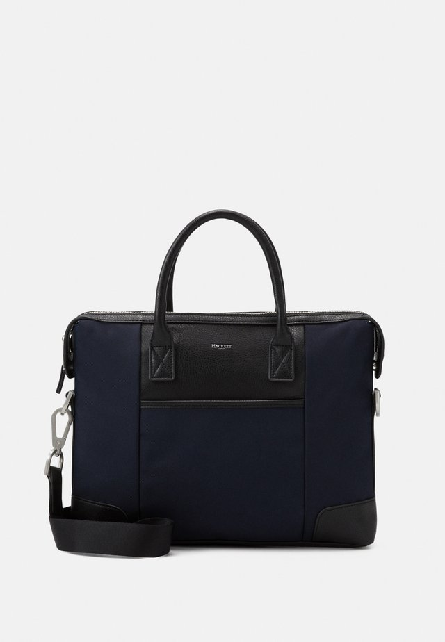 SINGLE DOC - Mallette - navy/black