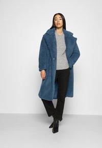 ONLY - ONLEVELIN LONG COAT  - Classic coat - riverside - 1