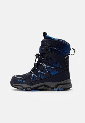 LASSLO SYMPATEX - Śniegowce - navy blue