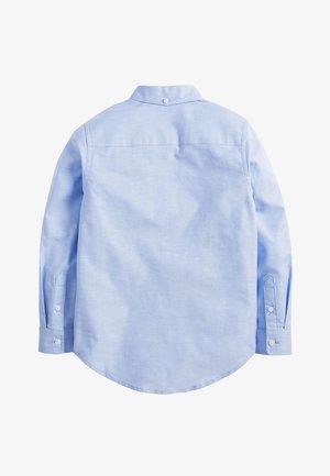 BLUE LONG SLEEVE OXFORD SHIRT (3-16YRS) - Košile - blue