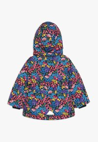 Name it - NMFMAXI JACKET FLOWER FIELD - Zimní bunda - dark sapphire - 1