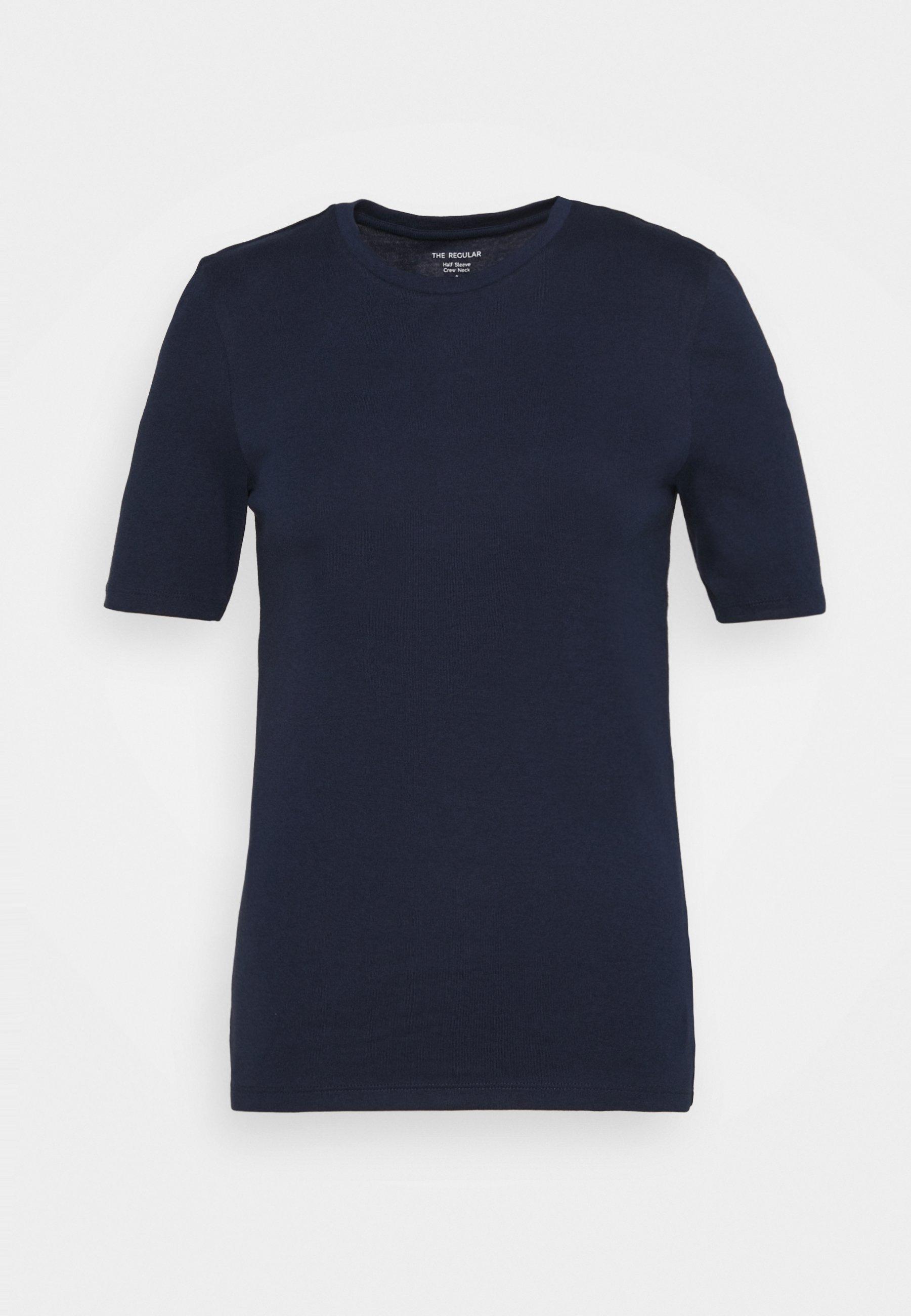 Femme CREW TEE - T-shirt basique