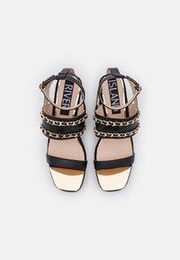 River Island - Platform sandals - black - 4
