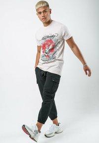 Ed Hardy - SPIRITS-REST T-SHIRT - Print T-shirt - lilac - 1