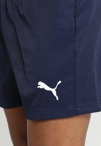 Puma - ACTIVE SHORT - Sports shorts - peacoat - 5