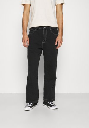 Jeans relaxed fit - charcoal
