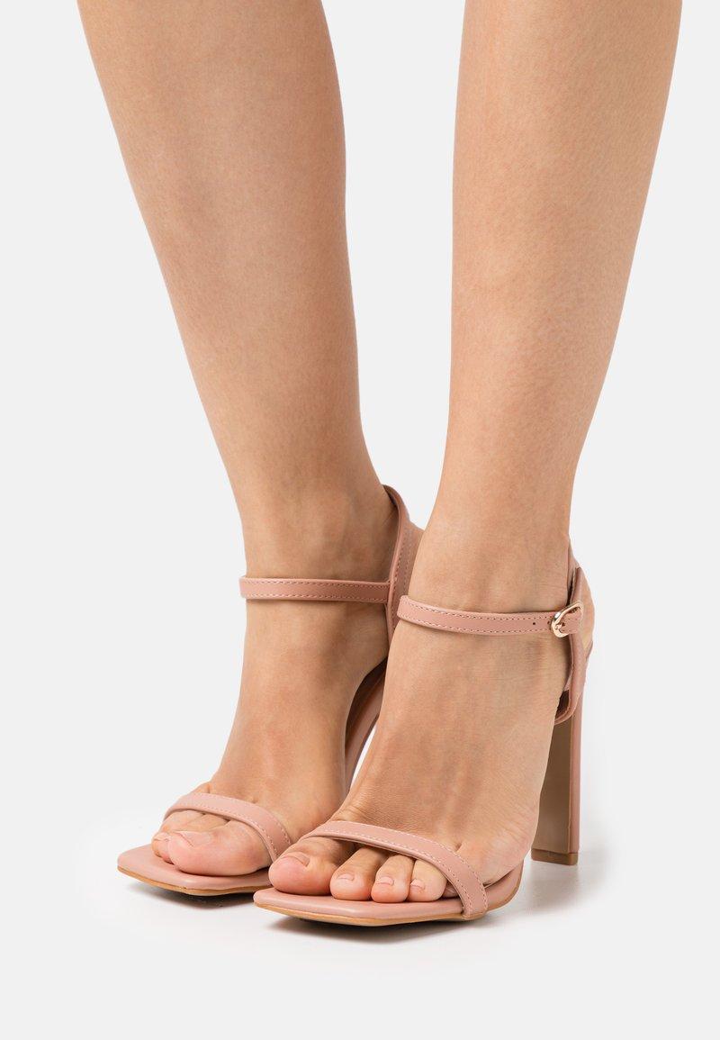 Glamorous - Sandaler - dark blush